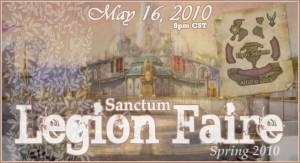 Legion Spring Faire