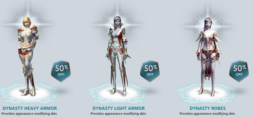 dynasty armor