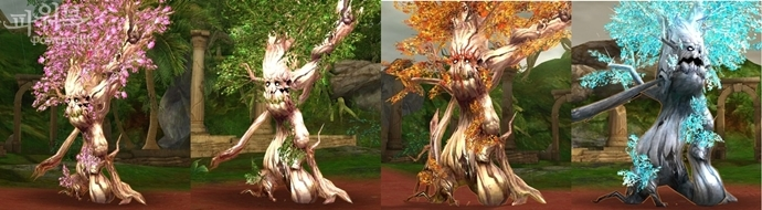 Seasonal monsters Aion 3.0