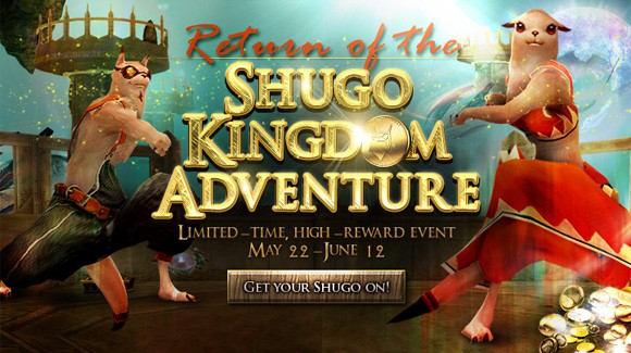 Shugo Kingdom Adventure