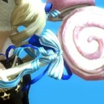 Aion White Day Dagger