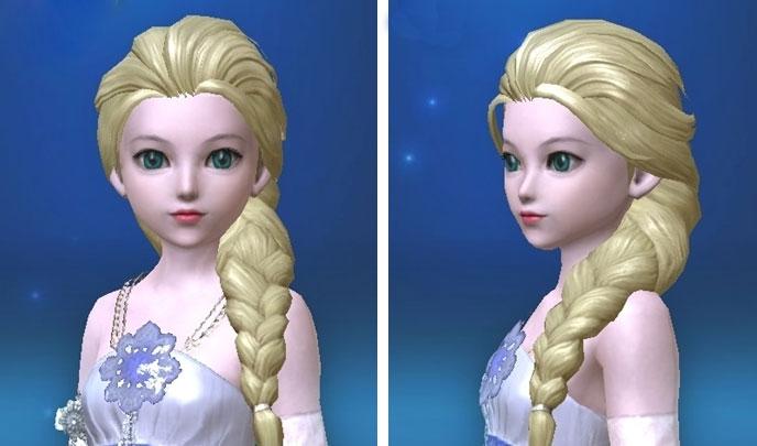 new aion 4.5 hair style