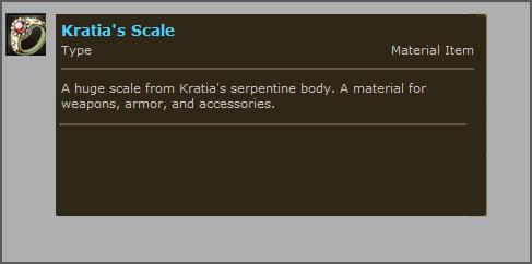 Kratia Scale