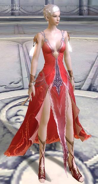Anuhart Sorcerer Set Female F