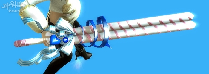 Aion White Day Sword